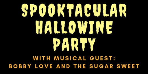 Spooktacular Hallowine Party
