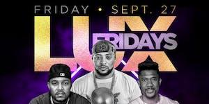 Sept 27th Lux Friday at Amadeus Nightclub Free Drinks...