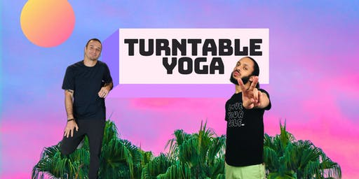 TurnTable Yoga | Powered x Activvely