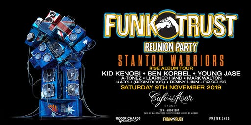 FUNKTRUST ft Stanton Warriors