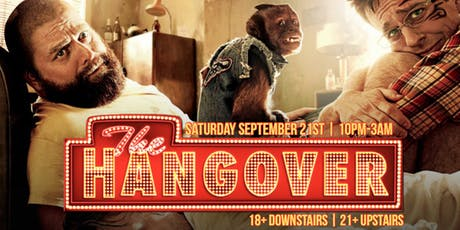 The Hangover Louisville  tickets