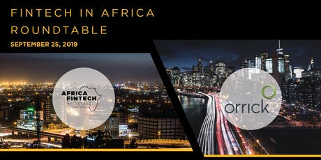 Roundtable: Pan-African Fintech Policy tickets