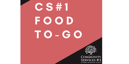 Food to-go (Week starting 23 September)