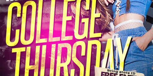 College Thursdays Periodt