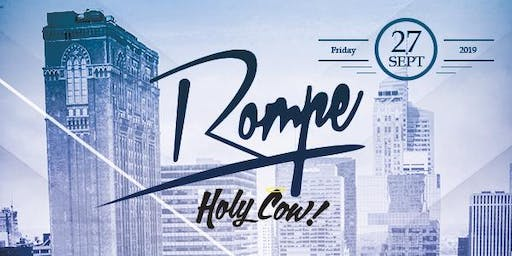 ROMPE FRIDAYS AT THE HOLY COW