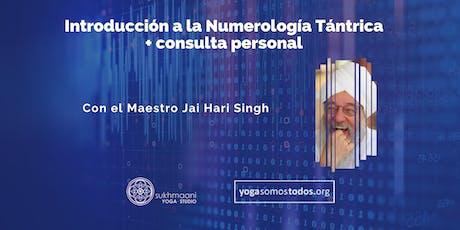 Introducción a la Numerología Tántrica  (+ Consulta) entradas