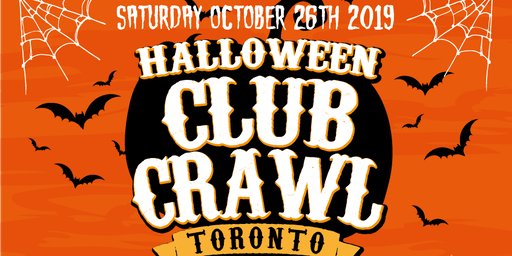 Toronto Halloween Club Crawl - King Street Club Crawl