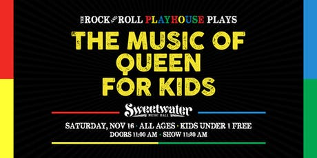 Music of Queen for Kids tickets