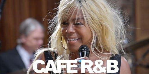 Cafe R&B Live at Old Town Blues Club.