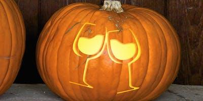 Boo in the Burg & Ohio Wine Tasting