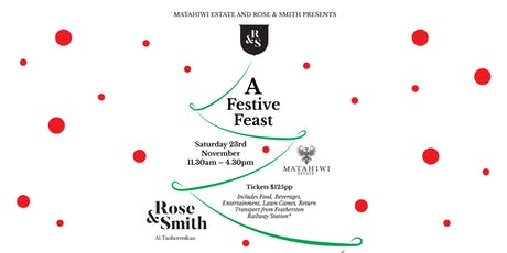 A Festive Feast tickets