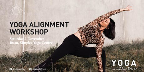 Yoga Alignment Workshop tickets