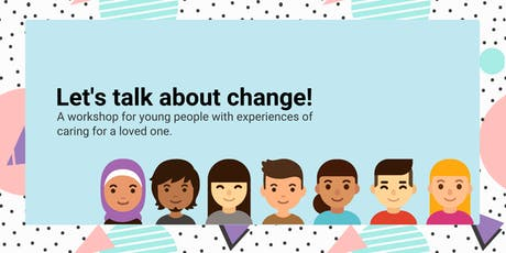 Let's talk about change! tickets