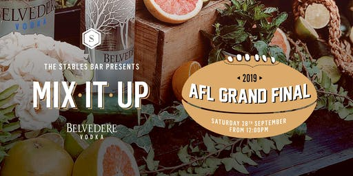 Mix It Up: AFL Grand Final