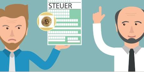 Erste Steuerfachtagung Bitcoin & Blockchain Tickets
