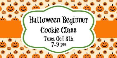 Halloween Beginner Cookie Class