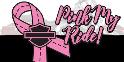 Pink My Ride, Breast Cancer Charity Ride