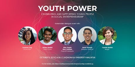 Celebrating and Supporting Young People in Social Entrepreneurship tickets