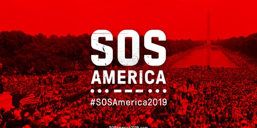 @SOSAmerica2019 solidarity rally for We The People March
