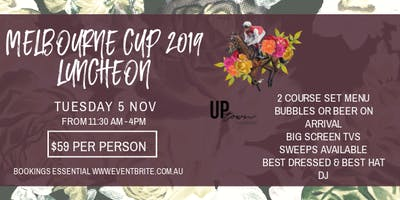 Melbourne Cup Luncheon at Uptown Gastropub