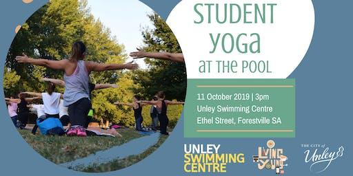 Student Yoga Session
