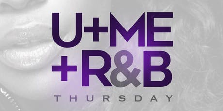 R&B Thursday's tickets