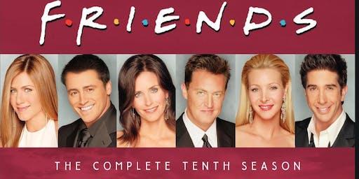 'Friends' Trivia at Railgarten (The One About Season Ten)