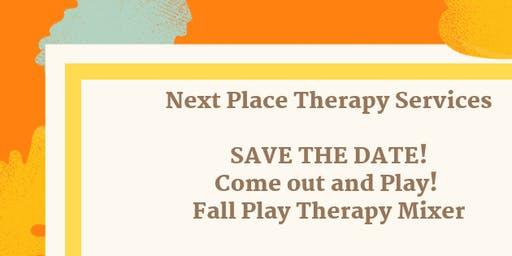 Come Play! Play Therapy Mixer