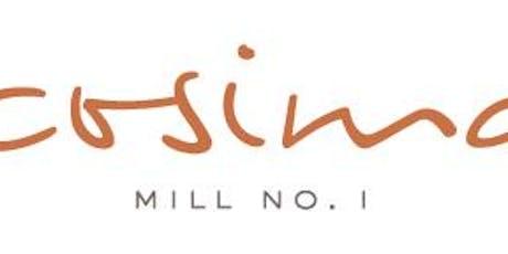 2019 Cooking Classes at Cosima: Gnocchi Basics tickets