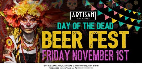 DAY OF THE DEAD BEERFEST tickets