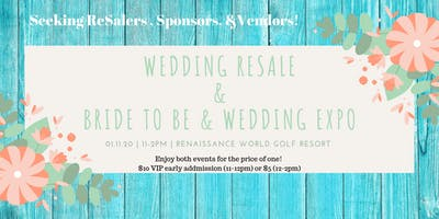 Wedding Resale Event