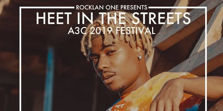 Tray Bills Performing Live | Heet In The Streets  - A3C 2019 Festival tickets