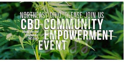 CBD Community Empowerment Event