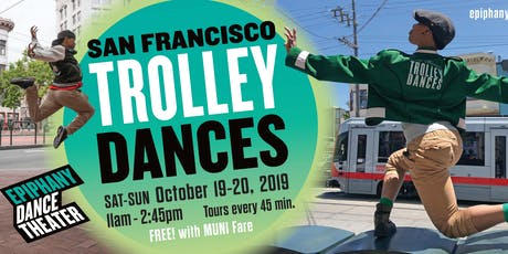 16th Annual San Francisco Trolley Dances! tickets