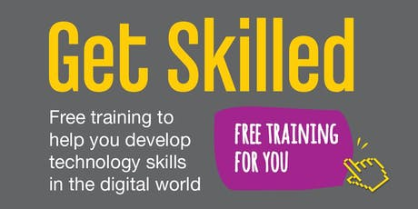 Get Skilled [Introduction to Android tablets and phones] tickets
