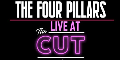 The Four Pillars Tribute to Nirvana/Alice in Chains/Pearl Jam/ Soundgarden