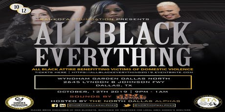 2019 All Black Everything tickets