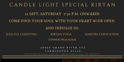Candle Lit Mantra Meditation
