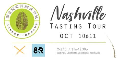 Nashville Tasting Tour - 8th & Roast Tasting