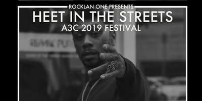 Translee Performing Live | Heet In The Streets  - A3C 2019 Festival