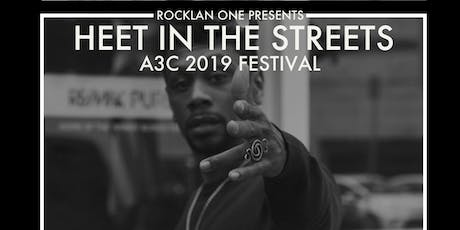 Translee Performing Live | Heet In The Streets  - A3C 2019 Festival tickets