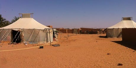 Western Sahara - Africa's last colony - the legal, political, environmental and human aspects of the conflict tickets