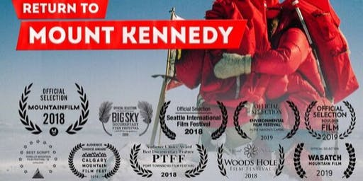 Return to Mount Kennedy - Documentary