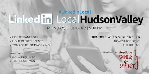 #LinkedInLocal Hudson Valley