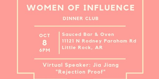 Women of Influence Dinner Club