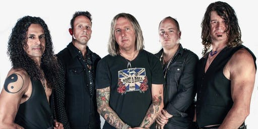 Mock of Ages - Def Leppard Tribute Band