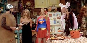 'Friends' Halloween Trivia at LBOE