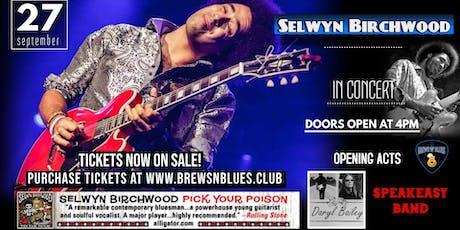 Selwyn Birchwood tickets