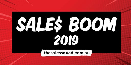 Sales Boom! End of Year 2019