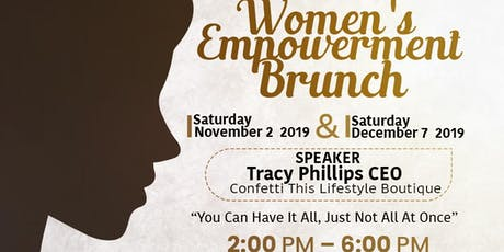 Women's Empowerment Brunch tickets
